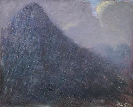 David Lloyd Griffith, Brooding Tryfan (From Gwern Goch Uchaf)