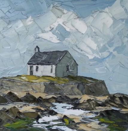 Martin Llewellyn, St Cwyfan's