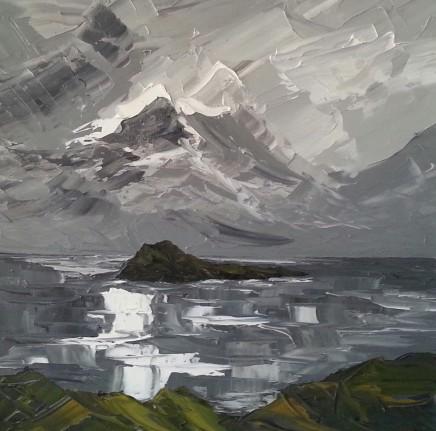 Martin Llewellyn, Bardsey Island