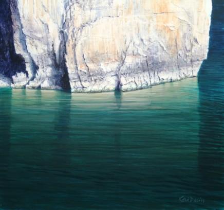 Ceri Auckland Davies, Dark Water (Bullslaughter Bay)
