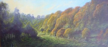 Gerald Dewsbury, Evening Light, Jet Meadows