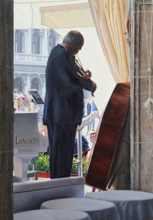Mike Briscoe, Warming Up, San Marco