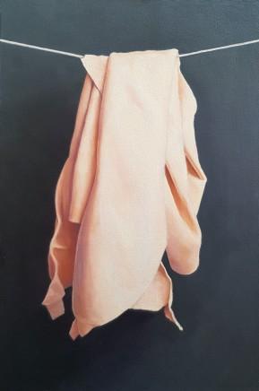 James Guy Eccleston, White Cotton, Hanging