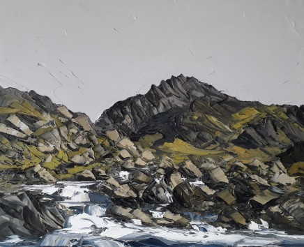 Martin Llewellyn, Towards Tryfan