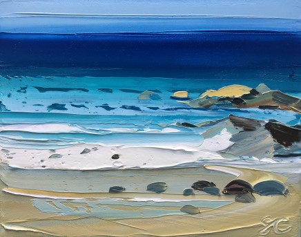 Sarah Carvell, Waves forming in sets of Three
