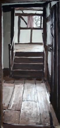 Matthew Wood, Rodd House - Servants Corridor