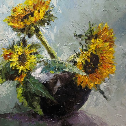 David Grosvenor, Sunflowers