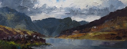 David Grosvenor, Llyn Ogwen