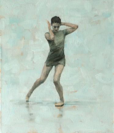 Carl Chapple, Natalie Debono (Ballet Cymru Rehearsal 105)