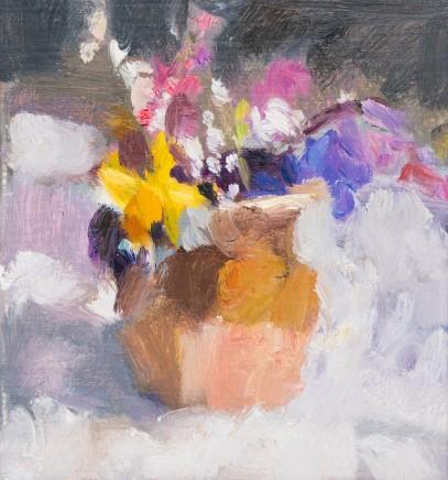 Lynne Cartlidge, Spring Flowers