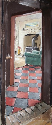 Matthew Wood, Mill House - Living Room