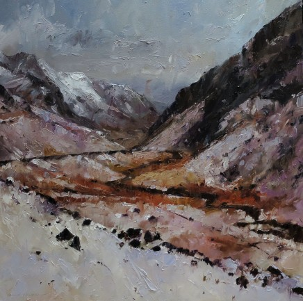 David Grosvenor, Llanberis Pass III