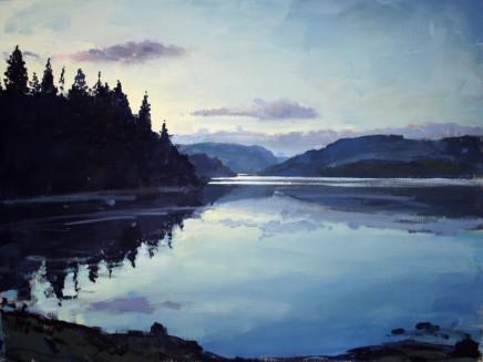 Matthew Wood, Lake Vyrnwy