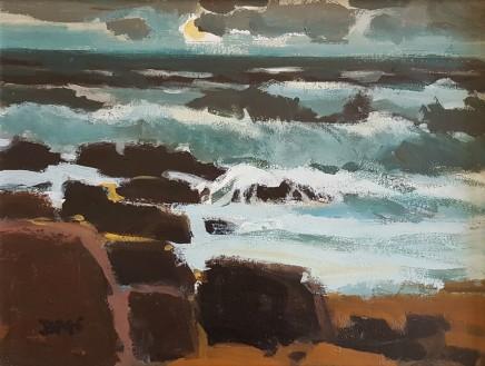 Donald McIntyre, Sea Study, Anglesey