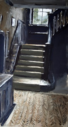 Matthew Wood, Erddig Hall. Servants Staircase
