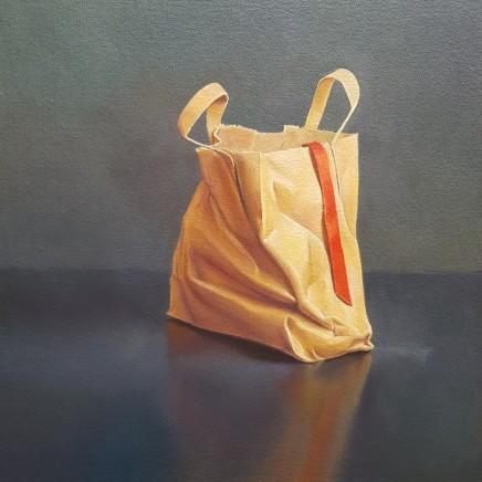 James Guy Eccleston, Bag and Ribbon