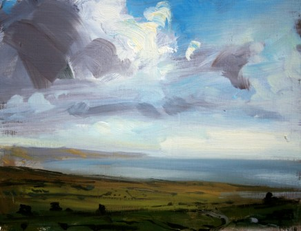 Matthew Wood, Barmouth Bay from near Harlech