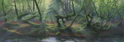 Gerald Dewsbury, Old Beech Hedge
