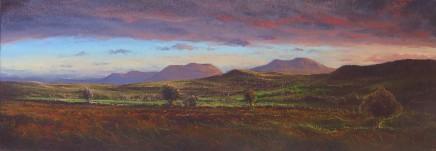 Gerald Dewsbury, Across to the Rhinogs