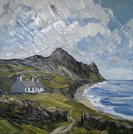 Martin Llewellyn, Cottages, Llyn Peninsula