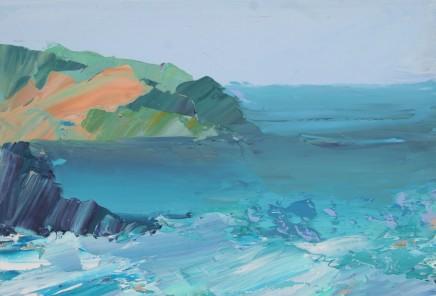 Sarah Carvell, Tonnau yn Chwyddo / The Swell