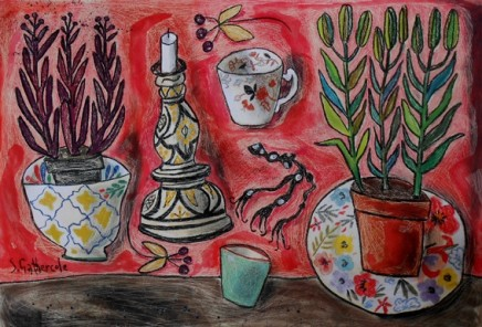 Susan Gathercole, Still Life with Seaweed