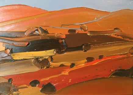 Sarah Carvell, Scorched Landscape