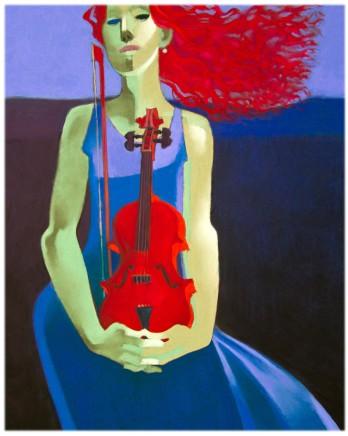 Mihangel Jones, Scarlett and Fiddle