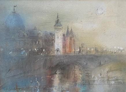William Selwyn, Night Time, Paris