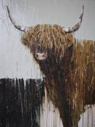 Carl Melegari, Highland Cow