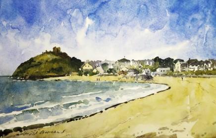 David Grosvenor, Criccieth, Summer's Day