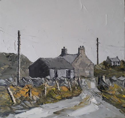 Martin Llewellyn, Farm near Brecon