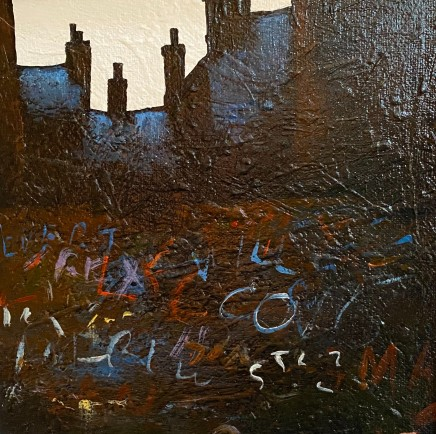 Stephen John Owen, Graffiti