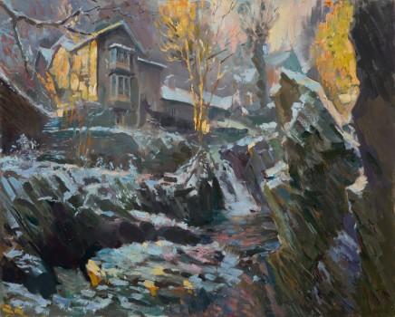 Rob Pointon, Snow at Betws y Coed