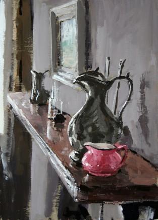 Matthew Wood, Pink Jug