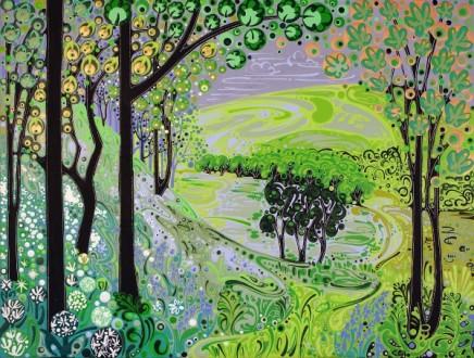 Katie Allen, Woodland Study III