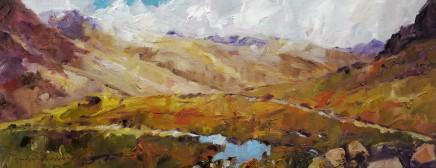 David Grosvenor, Cwm Idwal, Snowdonia