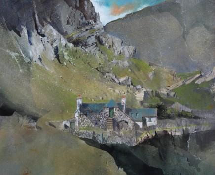 Malcolm Edwards, Dol-y-Gaer