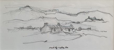Wilf Roberts, Cottages / Bythynnod, 2010