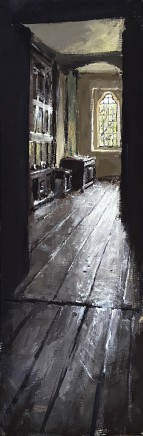 Matthew Wood, Gwydir Castle - Corridor next to the Ghost Room