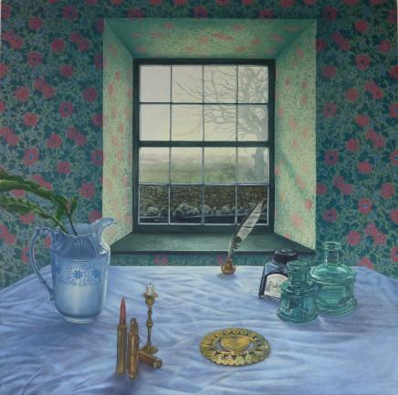Kim Dewsbury, Llef Ddofn / A Deep Cry - after Hedd Wyn