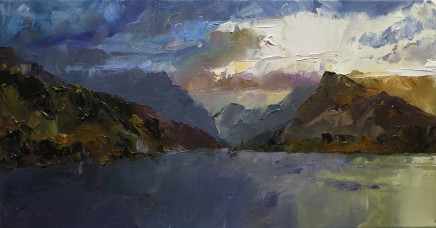 David Grosvenor, Llyn Padarn