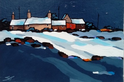 Stephen John Owen, Heavy Snow