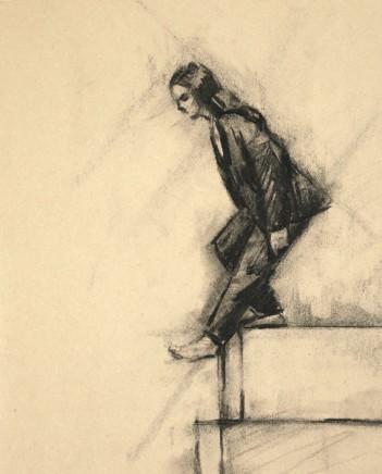 Carl Chapple, Maria Brunello (Ballet Cymru Rehearsal 194)