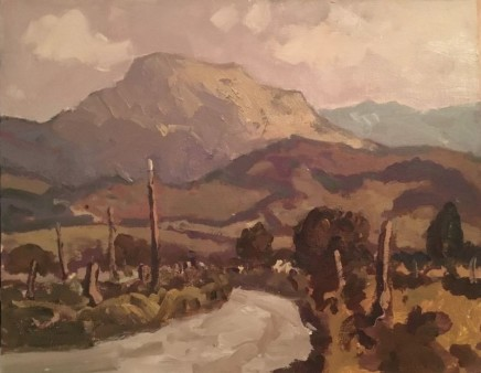 Gareth Thomas, Toward Moel y Gest