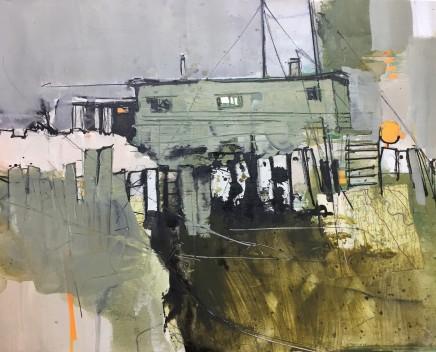 Pete Monaghan, Green Home (Ynyslas Boatyard)