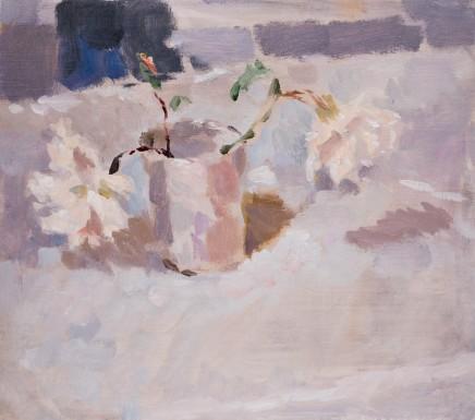 Lynne Cartlidge, Roses in a Jar