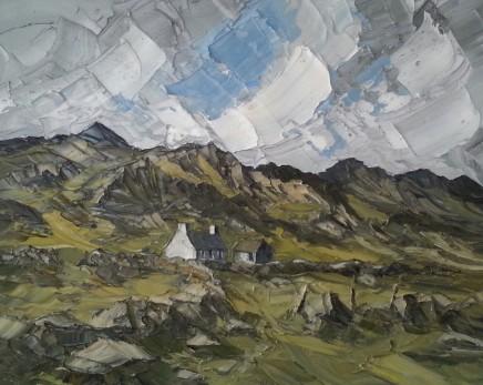Martin Llewellyn, Stone Cottage, Snowdonia