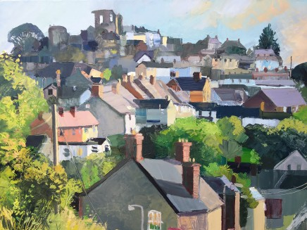 Sarah Carvell, Denbigh View, Westerly Light