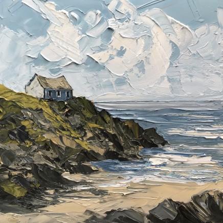 Martin Llewellyn, Fishing Hut, Porth y Gaden